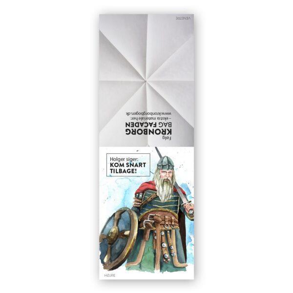 Bookmark Ogier the Dane